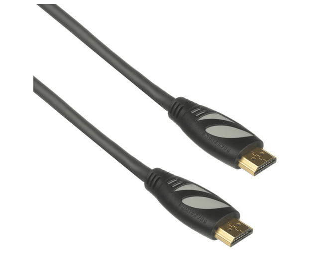 Nippon Labs Hdmi-4k 6 Feet Black Hdmi Male to Male 4k Resolution High Speed Hdmi Cable with Ethernet M to M