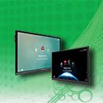 Interactive Flat Displays